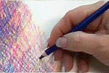 MultiColored Drawing- Fine Arts