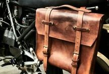 Bonneville T100 - Leather Accessoires