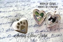 Jewelry for dog lovers / Here you will find all kinds of wonderful dog jewelry ideas