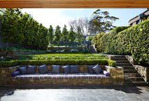 Sofy ogrodowe/siedziska