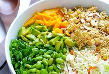 Salads / by Rose Freidel