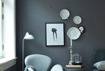 wall colours / colori pareti