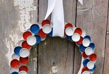 4th Of July Crafts / by Amy Stanger