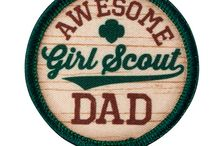 Dad/Man Enough to be a Girl Scout