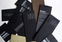 Gold Foil and other Shiny Stuff / Beyond ink, foil creations we love.