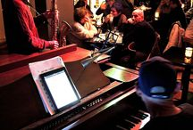 Pannonica Jazz Bistro Lounge / Pannonica Jazz is owned and managed by Ali Perret. It is a meeting point for jazz musicians and jazz fans in Bodrum. Live jazz 4 days of the week.