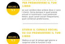 Infografiche Libroza / Infografiche su self publishing, scrittura creativa, book marketing. Infographics.
