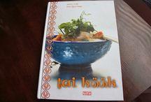 Exciting cookbooks,  põnevad kokaraamatud Eestist ja välismaalt / kokaraamatud