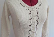 My makes - knitting