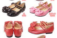 Лолита)  Lolita shoes Kawaiii ^-^ / Туфельки Lolita Sweet ^-^