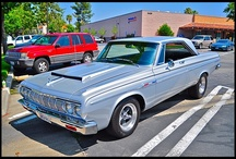 Plymouth Sport Fury 1964