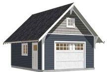 Garage new house