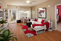 living area lounge ideas