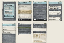 Great Wireframe Examples / Collection of inspiring wireframes found on the web.