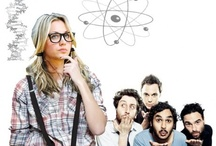 big bang theory / by alissa L