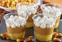 These Treats are no Trick! / Halloween fun recipes