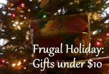 Gifts Under $10 / by Ashlee Propp Bevan