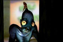 Oddworld Abe's Oddysee / Sortie sur Windows: 31 octobre 1997