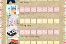Kids Organization & Crafts