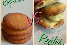 Healthyvsreal / We❤️Healthy Food •  • •Healthy Recipes • Easy to Make • Misleading Food Pictures VS Reality •