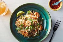 Food - Thai, India, China