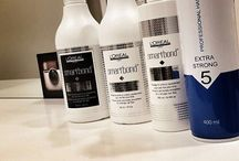 Smartbond / The new must have additive for your colour services. Protect your hair while colouring for softer, stronger, shinier hair.