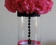 party decor / by Shelly&Paige Bowman