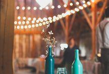 Wedding centerpieces / Wedding