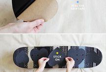 Skateboard ideas