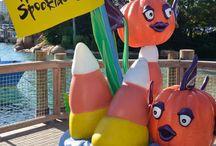 #Halloween Spooktacular - SeaWorld / Halloween Spooktacular at SeaWorld