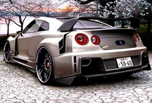 Nissan Skyline / I have lots of cars I like but I like this one the most nissan skyline / by Zachary Amy