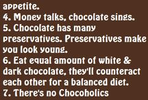 Chocolate / by Sharon Sahan