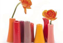 Chive Vases / flower vases that we make