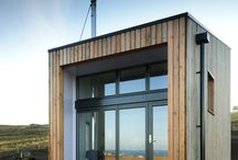 mini house / house architecture cabine