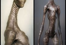 Alieni vari