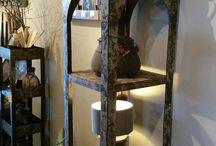 Industrieel & vintage wonen / Hier vind de stoere, vintage artikelen van Atelier Met Verve