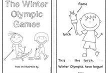 Olympics / by Dawn Schaumburger