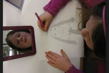 art - identity grades 1 and 2