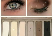 Makeupp .. :) :) / Awesome tricks and tips for makeup .. :D
