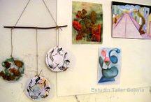 Exposiciones Estudio Taller Galería