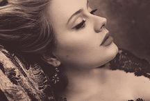 Adele inspired photo shoot. / Tudor Hunt  Adele  Portraiture