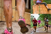Mud runs & obstacle races! / Get ready to do a mud run or obstacle race. Do it for fun, do it for fitness, do it alone or with friends - but get ready for an awesome experience!