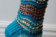 KNIT: Interesting socks