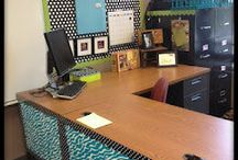 Classroom Decor/Organization / Keeping the classroom snazzy and organized! / by Amber George