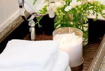 Candle Bathroom Decor
