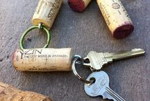 wine bottles and corks / by Diane Hostetler
