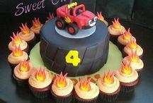 Blaze Birthday