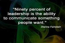 Communicate/Teach/Learn