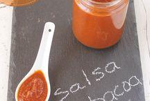Receta salsa barbacoa