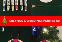 Christmas Craft Ideas / Ideas for creating Christmas crafts and home made decorations.